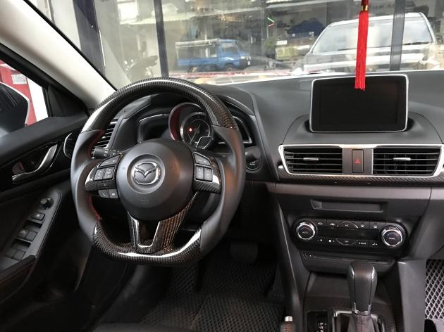 2015~2016年款式 CARBON 方向盤 5